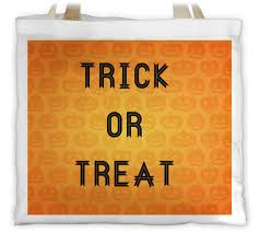 make your own halloween trick or treat bags collage com blog
