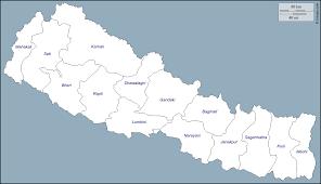 Nepal Map World by Nepal Free Map Free Blank Map Free Outline Map Free Base Map