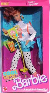 cool times barbie midge toys games childhood
