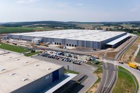 volkswagen group headquarters press release costar 90 north sells volkswagen logistic centre