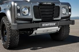land rover defender 2015 black limited edition startech sixty8 is an homage to the land rover