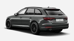 black audi audi a4 black edition available stable vehicle contracts