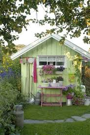 pretty shed pretty shed descanço pinterest gardens playhouses and yards