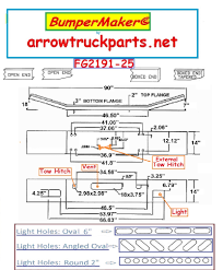 kenworth truck parts catalog bumpermaker kenworth t800 1986 to 2003 fg