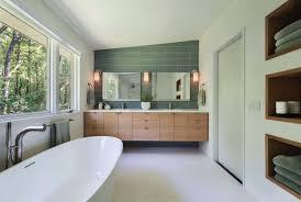 Modern Homes Bathrooms Bathroom Small Mid Century Modern Bathroom Amazing Ideas And