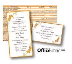 Invitation Programs Wedding Invitation Programs For Mac Finding Wedding Ideas