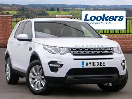 land rover white 2016 land rover discovery sport td4 se tech white 2016 03 30 in