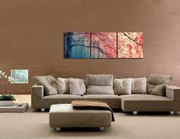 Modern Wall Art Amazon Com Gardenia Art Red Maples Canvas Prints Wall Art