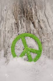 peace sign tree tattooposter tk