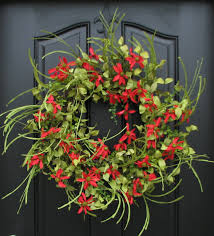 Wreath For Front Door Give Nice Touch To Your Home With Front Door Wreath