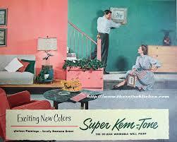 retro colors 1950s forever mod retro paint colors mr roger s neighborhoods