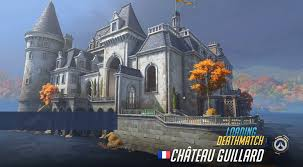Annecy France Map by Overwatchgg On Twitter