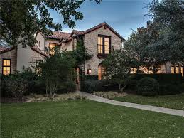 dallas colonial style homes for sale