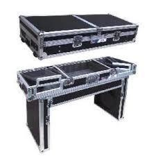 Dj Table Stand Dj Coffin Case With Table Leg Console Flite Case Global Sources