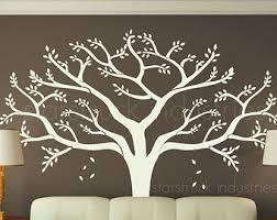 Wall Decals For Dining Room Tree Branch Vinyl Wall Decal Sticker Leaves Modern