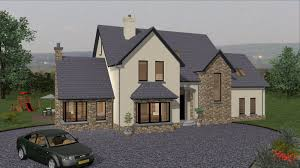 buy home plans irish house plans ie type ts066 youtube
