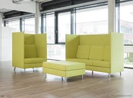canapé de bureau canapé atelier pour open space epoxia mobilier