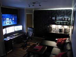 video game room designs best best ideas about gamer room on