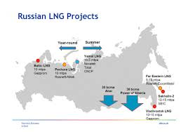 Map Of Russia And China by Russia As A Natural Gas Supplier To The Asia Pacific Region A