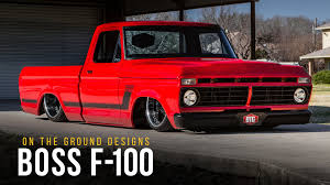 1975 Ford Truck Colors - boss f 100 on the ground designs youtube