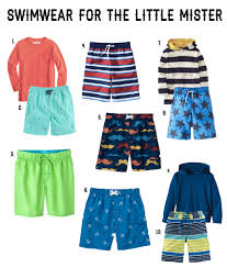 Baby Boy Clothes Target Little Boys U0027 Swimwear