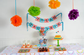 Simple Home Decorating Ideas For Birthday Party Ideasidea - Birthday decorations at home ideas