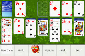 solitaire for android classic klondike solitaire specially optimized for android feel