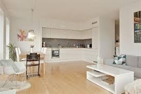 open plan kitchen design ideas kitchen seamless open plan scandinavian kitchen with compact