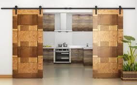 building a barn door kitchen med art home design posters