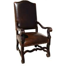 all leather dining chair tuscan style furniture tuscan dining
