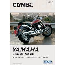 clymer yamaha v star 650 1998 2011 u2013 instead of using yamaha