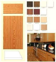 Flat Front Kitchen Cabinet Doors Flat Front Kitchen Cabinets Flat Door Kitchen Cabinets