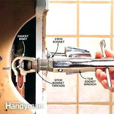 moen bathtub faucet leaking amazing of replace bathtub faucet tub and shower cartridge