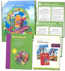 scott foresman social studies homeschool bundle grade 2 053023