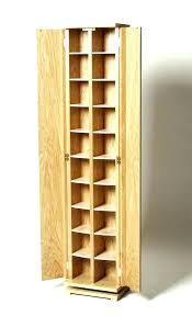 Oak Dvd Storage Cabinet Dvd Storage Cabinet With Sliding Doors Solid Wood Stylish Oak
