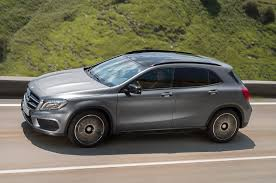 2015 mercedes gla class reviews and rating motor trend