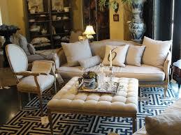 sofa large tufted ottoman ottoman storage box round fabric