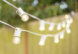 led globe string lights g30 bulb 50 ft white c9 strand warm white