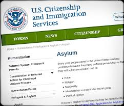 Seeking Usa Asylum In The United States Center For Immigration Studies