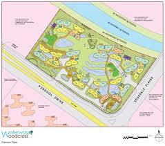 hdb floor plan about waterway woodcress