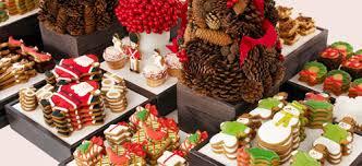 christmas cookie display google search cookies pinterest