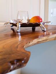 Inexpensive Kitchen Countertops by Wood Kitchen Countertops Hgtv