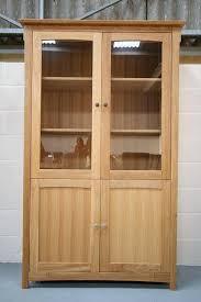 Oak Glazed Display Cabinet Oak Sideboard Solid Oak Sideboards Oak Dresser Units Cabinets