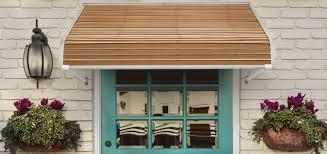 Door Awnings Aluminum Aluminum Door Canopy Retractable Awning Dealers Nuimage Awnings