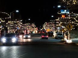 fayetteville square christmas lights insider s guide to nwa the best christmas light displays