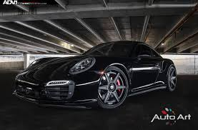 dark purple porsche the porsche awakens 991 turbo s the auto art adv 1 wheels