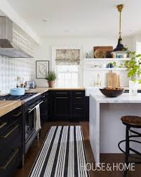 Oil Rubbed Bronze Light Fixtures With Brushed Nickel Faucets Interiors I Love Mixed Metals In The Kitchen K Sarah Designs