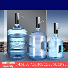 kitchen water faucet kitchen water dispenser electric water bottle automatic