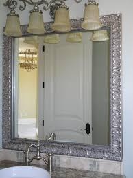 bathroom mirror trim ideas tremendous bathroom mirror trim ideas mirrors amazing photogiraffeme