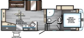 Fifth Wheel Rv Floor Plans by Arctic Wolf Rv Reviews